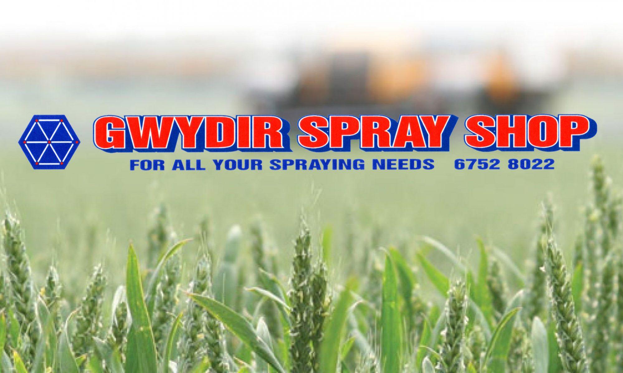 Gwydir Spray Shop
